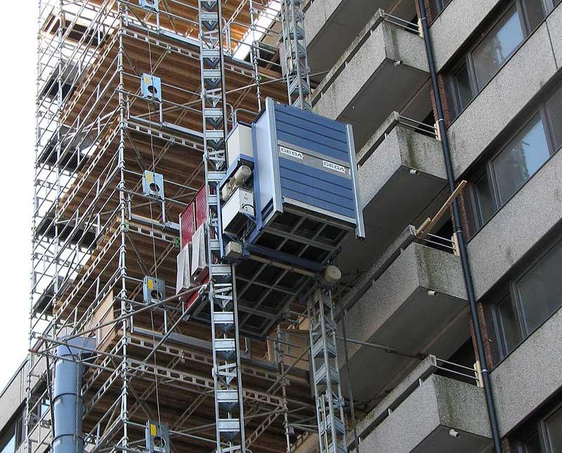 Ascenseurs De Chantier